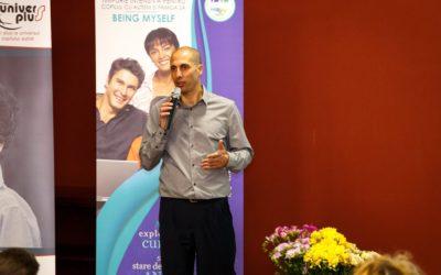 Terapia Apraxiei prin metoda VML (Verbal Motor Learning) – Dr Elad Vashdi din Israel , Martie 2017, Piatra Neamt
