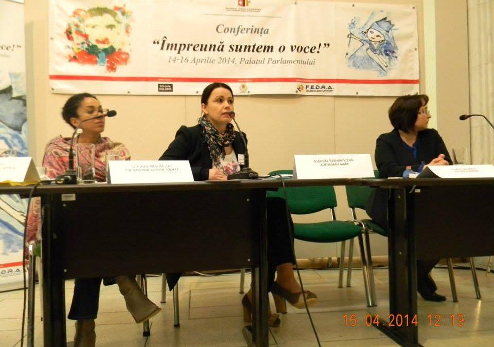"""Conferinta """"Impreuna suntem o voce"""" 14-16 Aprilie 2014"""