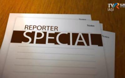 Interviu cu Reporter Special TVR Iasi – În căutarea sinelui, intervenţie timpurie şi terapie în autism