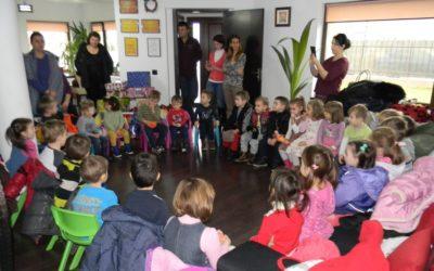 "Proiect educational ""Daruim din INIMA"" impreuna cu gradinita nr.5 Piatra Neamt"